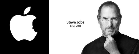 Steve Jobs. Entrepreneur. Visionary. Genius.